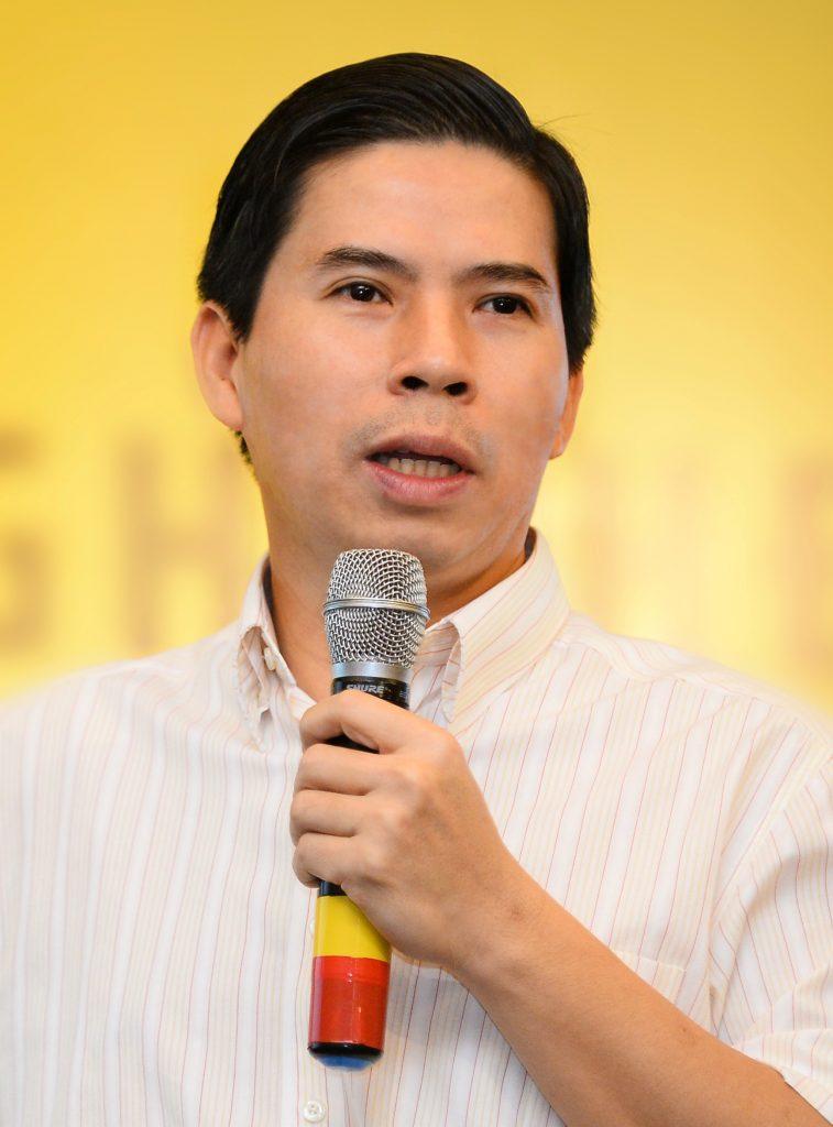 chân dung Nguyễn Đức Tài